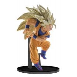 DBZ Scultures Big Budokai 6 Vol 4 Son Goku Super Saiyan 2 14cm