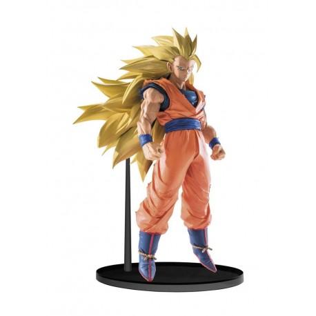 DBZ Scultures Big Budokai 6 Vol 6 Son Goku Super Saiyan 3 13cm