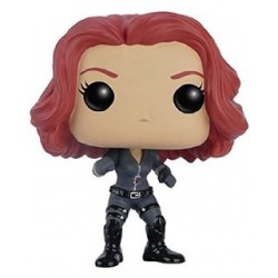 Pop Marvel Black Widow