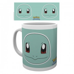 Mug Pokemon Squirtle Face