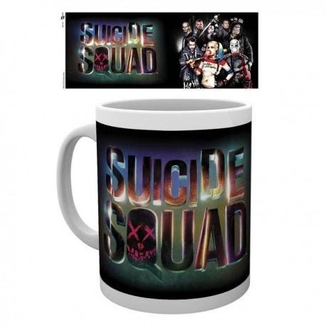 Mug Suicide Squad Logo
