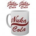 Mug Fallout Nuka Cola Logo