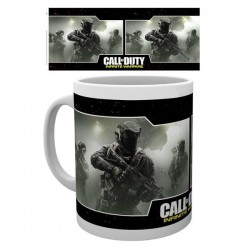 Mug Call Of Duty Infite War cover