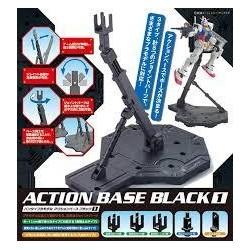 Maquette Action Base 1 Black Gundam compatible SD