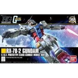 Maquette HG 1/144 RX-78-2 Gundam