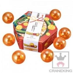 DBZ Set de 7 boules Banpresto