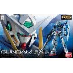 Figurine BANDAI RG 1/144 GUNDAM EXIA