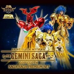 Myth Cloth EX - Saga des Gemeaux Premium Set