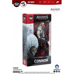 Figurine McFarlaneToys COLOR TOPS Assasin's Creed Connor