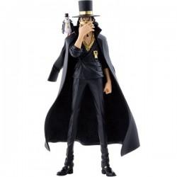 Figurine BANPRESTO X CREATOR One Piece Rob Rucchi noir