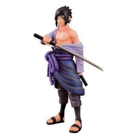 Figurine BANPRESTO DXF Naruto Uchiha Sasuke