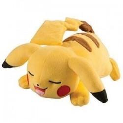 Peluche TOMY Pokemon Pikachu dort