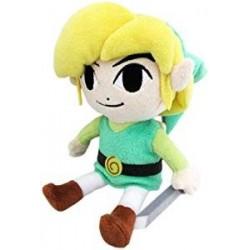 Peluche Legend of Zelda The wind waker Link