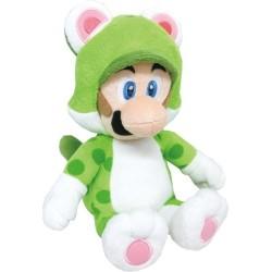 Peluche Super Mario Bros Cat Luigi