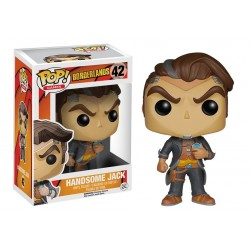 Figurine FUNKO POP Borderlands Handsome Jack