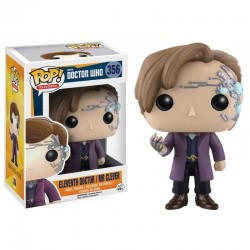 Figurine FUNKO POP Docteur Who Eleventh doctor Mr Clever