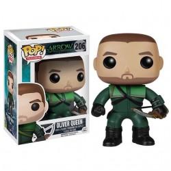 Figurine FUNKO POP DC Comics Arrow Oliver Queen