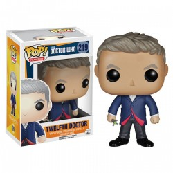 Figurine FUNKO POP Docteur Who 12TH Doctor