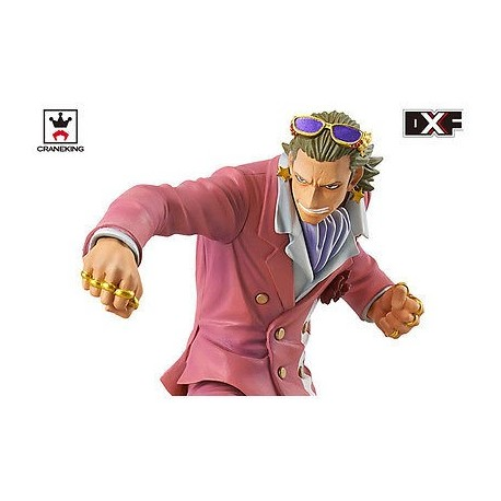 figurine BANPRESTO DXF Manhood Gild Tesoro