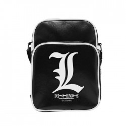 Sac besace Death Note logo L