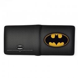 Portefeuille costume Batman