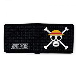 Portefeuille skull Luffy