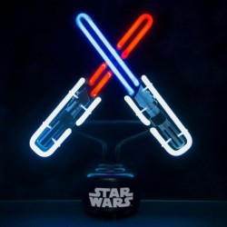 Lampe néon sabre laser Star Wars