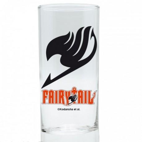 Verre Fairy Tail emblème de la guilde 29cl
