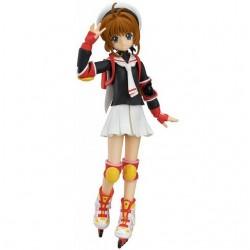 Figurine Cardcaptor Sakura DXF en uniforme