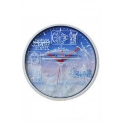 Horloge Murale Star Wars - Cloud City