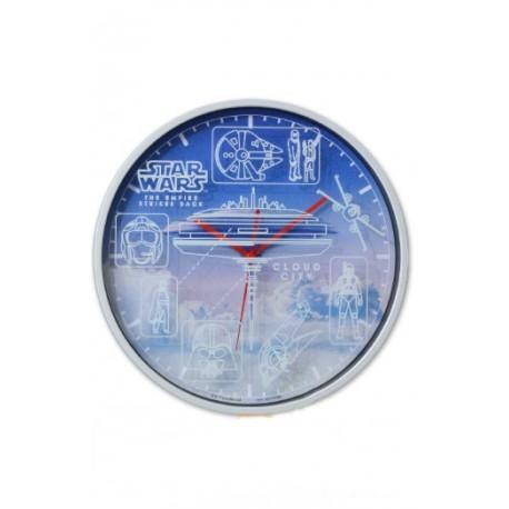 Horloge Murale Star Wars - Cloud City