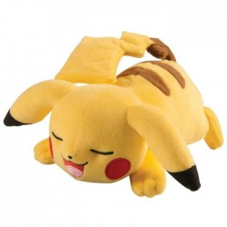 peluche Pikachu endormi