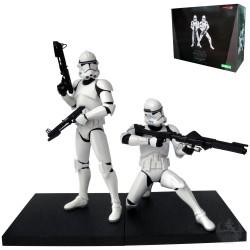 Pack de 2 clone troopers