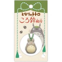 Porte clé Totoro Gris