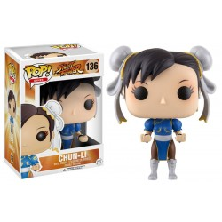 Figurine Funko Pop Chun-li - Street Fighter