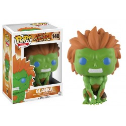Figurine Funko Pop Street Fighter : Blanka