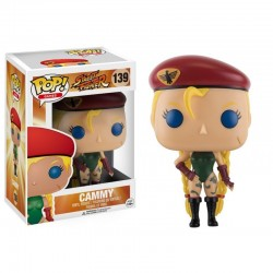 Figurine Funko Pop Street Fighter : Cammy