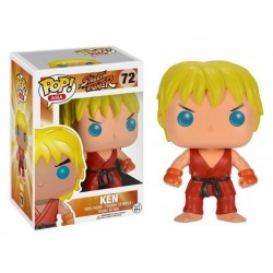 Figurine Funko Pop Street fighter : Ken
