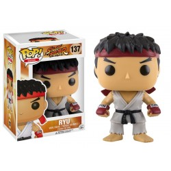 Figurine Funko Pop Street Fighter : Ryu