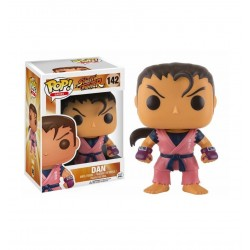 Figurine Funko Pop Street Fighter : Dan