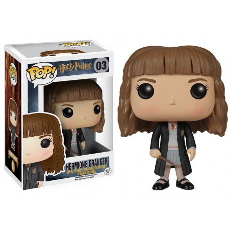 Figurine Funko Pop Harry Potter : Hermione Granger