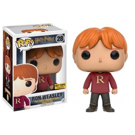 Figurine Funko Pop Harry Potter : Ron Weasley