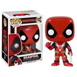 Figurine Funko Pop Deadpool thumb up