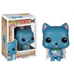 Figurine Funko Pop Fairy Tail : Happy