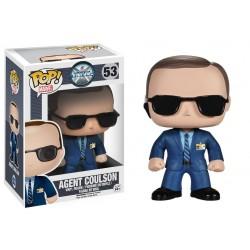 Figurine Funko Pop Shield : Agent Coulson