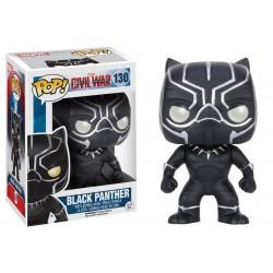 Figurine Funko Pop Marvel : Black Panther