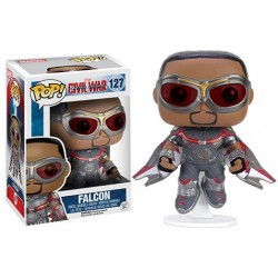 Figurine Funko pop Captain America civil war : Falcon