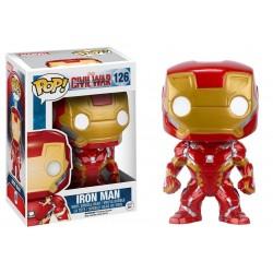 Figurine Funko pop Captain America civil war : Iron man