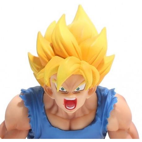 Figurine Banpresto dramatic showcase DBZ : Super saiyan Goku
