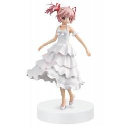 Figurine Madoka Magika : Kaname Madoka (robe blanche)